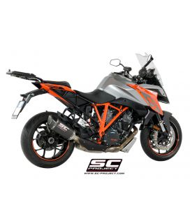 Silencieux 1290 Super Duke GT - SC Project Carbone