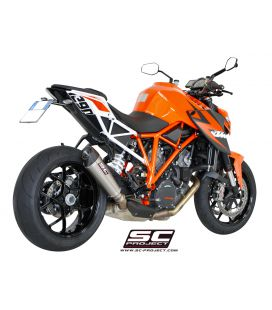 Silencieux 1290 Super Duke R - SC Project KTM07-K34T