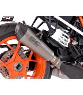 Silencieux 1290 Super Duke R 17-18 / SC Conic