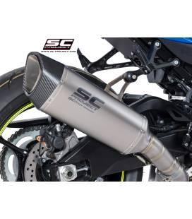 Silencieux Suzuki GSXR1000 17-18 / SC Project SC1-R