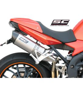 Silencieux Speed Triple 1050 05-06 / SC Project Titane