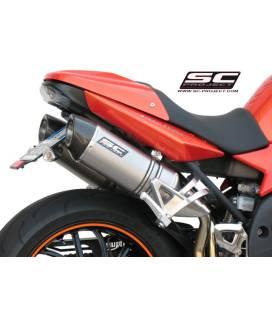 Silencieux Speed Triple 1050 07-10 / SC Project Titane