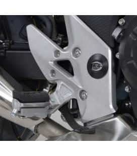 Inserts de cadre CB500X - RG Racing FI0062BK