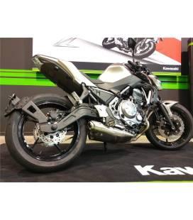 Support de plaque Kawasaki Ninja 650 - Access Design
