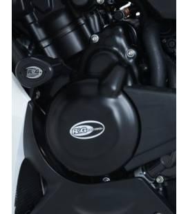 Couvre carter CBR500R - RG Racing ECC0150BK