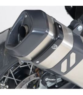 Protection de silencieux CBR500R - RG Racing EP0014BK