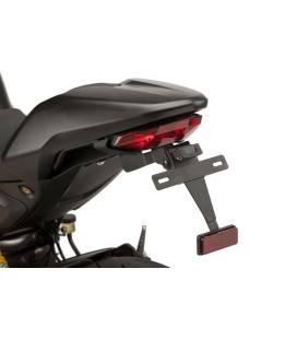 Support de plaque Ducati Monster 1200S - Puig 9496N