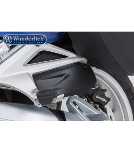Protection pieds passager BMW R1200RT LC - Wunderlich Noir