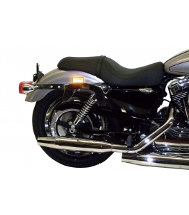 Support sacoche Sportster Super Low - Hepco-Becker 6307180002
