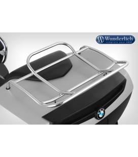 Porte bagage pour top-case OEM BMW R1250RT - Wunderlich Chromé