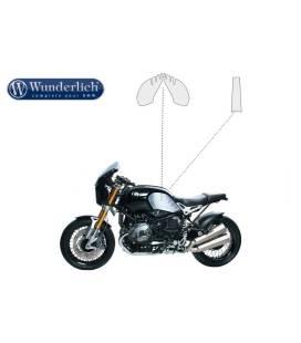 Protections de réservoir Transparentes Wunderlich Nine T - Wunderlich
