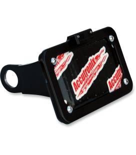 Support de plaque Harley-Davidson / Accutronix LPF114HV-B