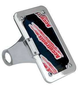 Support de plaque Harley-Davidson / Accutronix LPF114HV-C