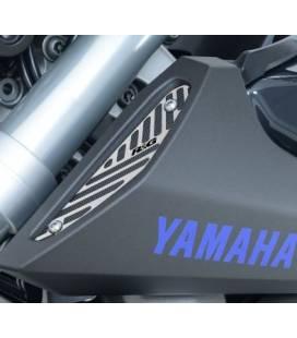 Grille de prise d'air Yamaha MT-09 - RG Racing AIC0001SS