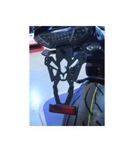 Support de plaque Yamaha MT-09 - V-Parts C8-SPY020