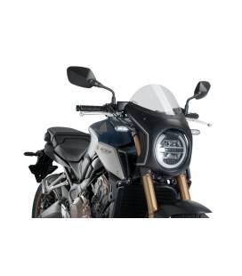 Carénage retro Honda CB650R Neo Sports Cafe - Puig Noir