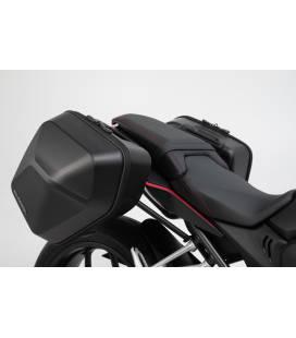 Kit valises Honda CB650R-CBR650R / SW Motech Urban ABS