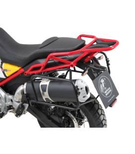 Supports valises Moto-Guzzi V85TT - Hepco-Becker