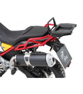 Support top-case Moto-Guzzi V85TT - Hepco-Becker Alurack