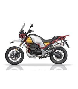 Silencieux Moto-Guzzi V85TT - QD Titane