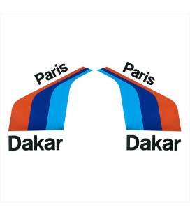 Stickers BMW Nine T - Paris Dakar Unit Garage 2408