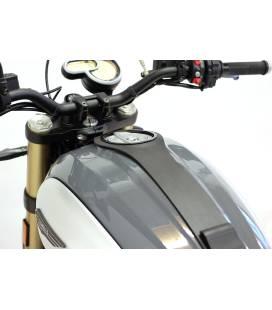 Ceinture de réservoir Ducati Scrambler 1100 - Unit Garage Noir