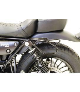 Support sacoche gauche Moto-Guzzi V9 Bobber - Unit Garage 2250SX