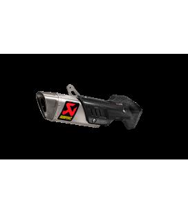 Silencieux Ducati Multistrada 1260 18-19 / Akrapovic