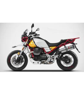 Silencieux Moto-Guzzi V85TT- ZARD
