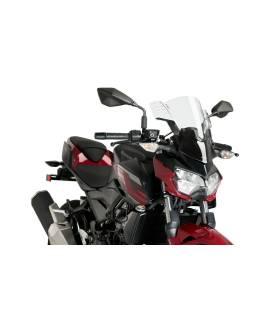 Bulle Kawasaki Z400 - Rafale Puig 5881W