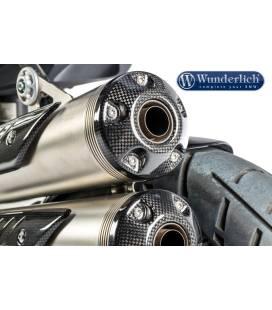 Embouts d'échappement Nine T Scrambler - Wunderlich 45051-300
