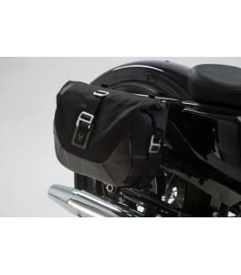 Kit sacoches Sportster 883 Iron - SW Motech Legend Gear