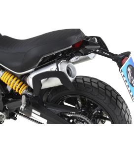 Supports sacoches Ducati Scrambler 1100 18-20 / Hepco-Becker C-Bow
