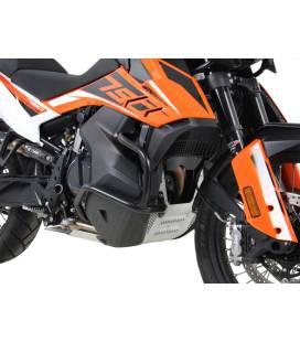 Pare carter KTM 790 Adventure - Hepco-Becker Noir