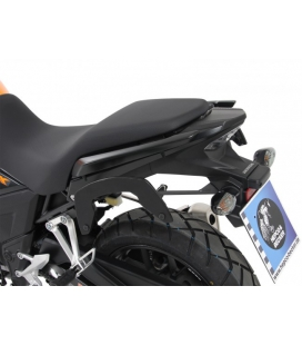 Supports sacoches Honda CB500X 2019 - Hepco-Becker C-Bow