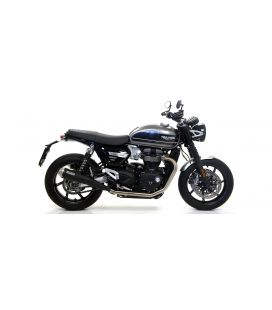 Silencieux Triumph Speed Twin 1200 - Arrow 71851PRN