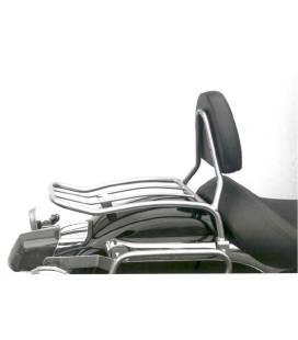 Porte bagage avec dossier Honda VT 125 C2 Shadow - Hepco-Becker