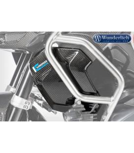 Cache radiateur gauche BMW R1250GS ADV 2019 - Wunderlich 43799-500