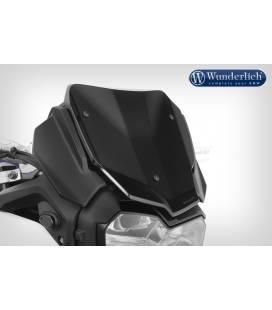 Saut vent BMW F750GS - Wunderlich Noir brillant