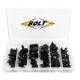 Coffret assortiment rivet plastique BOLT M6/M7/M8 - 893443