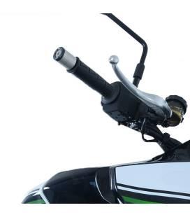 Embouts guidon Kawasaki Versys 1000 - RG Racing BE0122BK