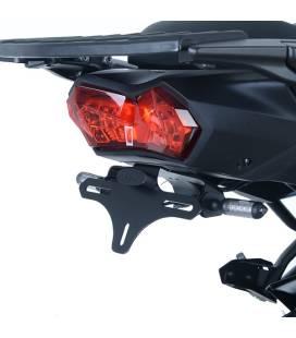 Support de plaque Kawasaki Versys 1000 - RG Racing LP0263BK
