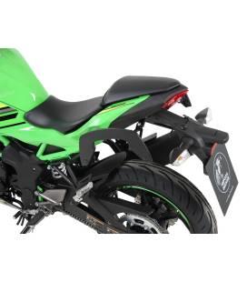 Supports sacoches Kawasaki Ninja 125 - Hepco-Becker C-Bow