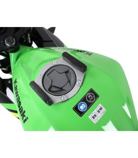 Support sacoche réservoir Kawasaki Ninja 125 - Hepco-Becker