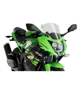 Bulle Kawasaki Ninja 125 - Racing Puig 3539W