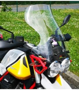 BULLE SECDEM MOTO GUZZI V85TT
