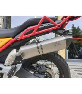 Silencieux Guzzi V85TT - Agostini AMV85TTXBLACKT