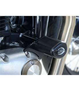 Tampons de protection Triumph Bonneville Bobber - RG Racing