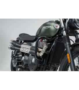 Crashbar Triumph Bonneville Bobber - SW Motech
