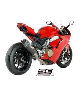 Ligne complète Ducati Panigale V4 - SC Project D26-HT91C